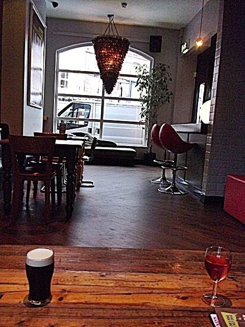 Bulls Head pub. Moseley, Birmingham.