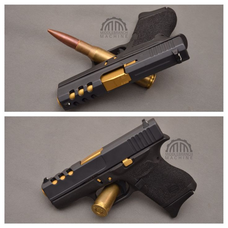 This is what I want my glock to look like! It may take years to get there, but I will.