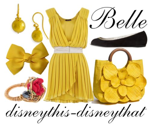 Disney inspired clothing by disneythis-disneythat. Belle.