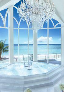 グアムのハイアットリージャンシーのジュエル・バイ・ザ・シーは海と白い砂浜が一望できる♡チャペルでの結婚式おしゃれまとめ♡ウェディング・ブライダルの参考に♪