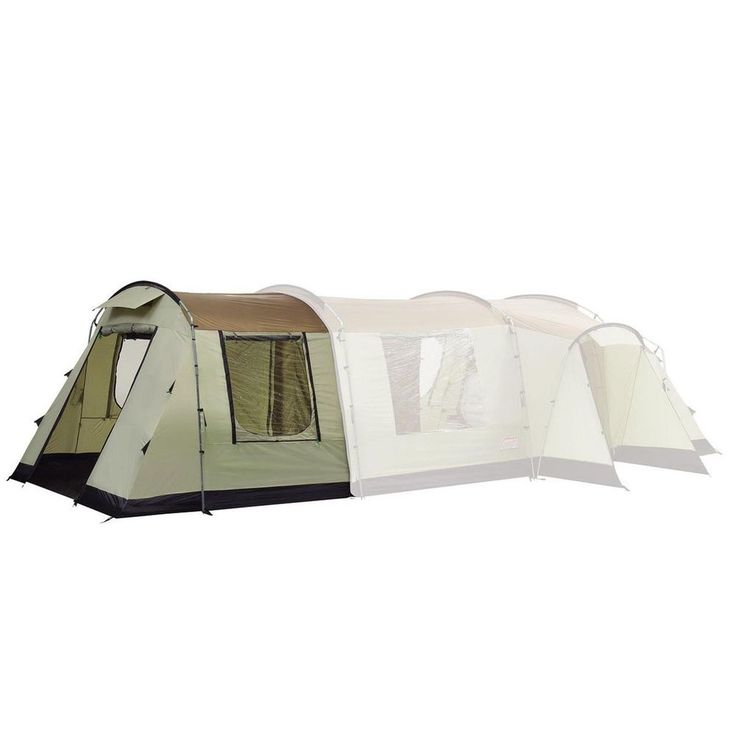 COLEMAN MacKenzie Cabin Porch extension for the 4 man tent and 6L mpn 2000001180  sc 1 st  Pinterest & 52 best Camping Tents images on Pinterest | Tent Tents and Camper