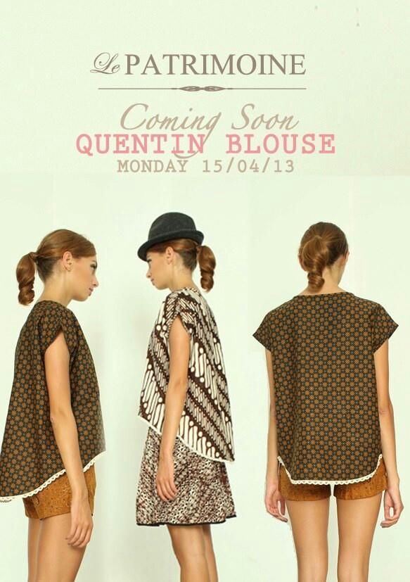 Batik blouses