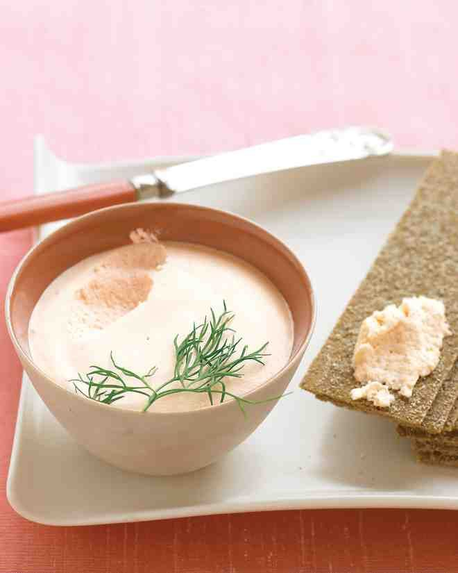 See our Salmon Mousse galleries