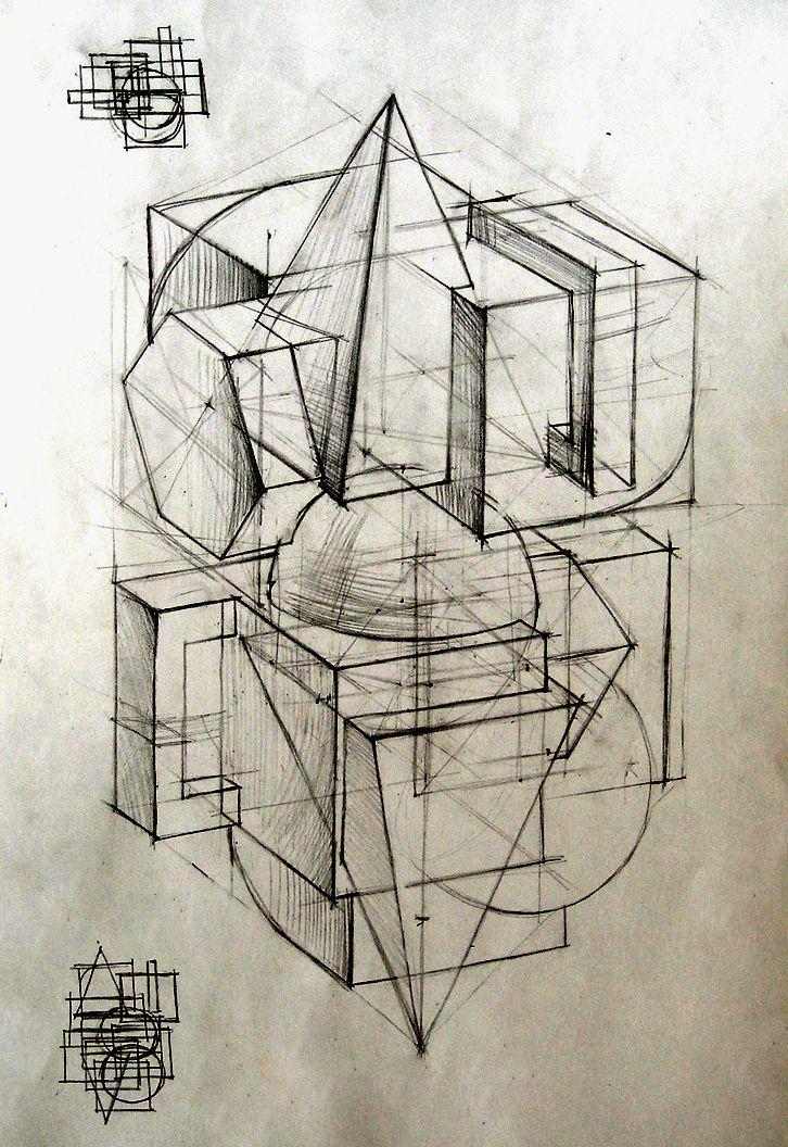 архитектурная графика примеры вступительных работ того, киноленте