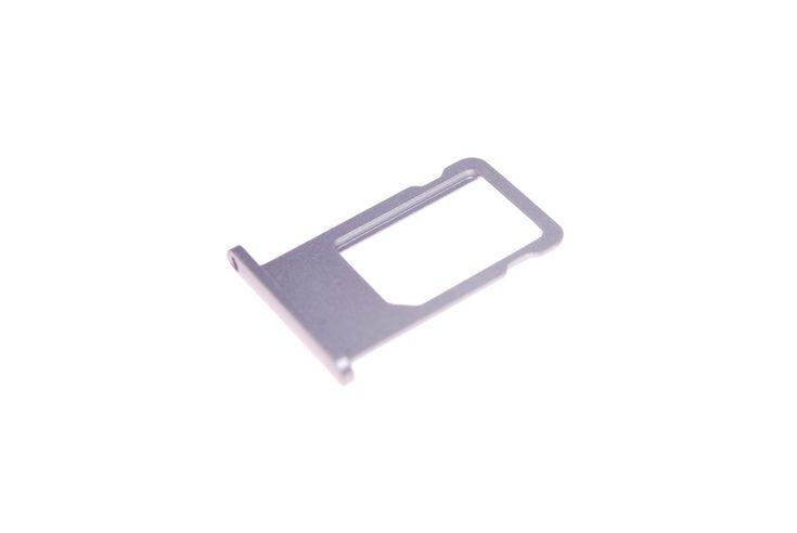 Держатель SIM-карты Apple iPhone 6 Plus 5.5 (черный)  Держатель SIM-карты Apple iPhone 6 Plus 5.5 (черный)