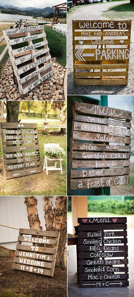 21+ Creative & Rustic Backyard Wedding Ideas For Summer & Fall 2019