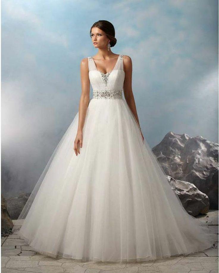 194 best baratos ebay v n images on Pinterest | Wedding dress, Short ...