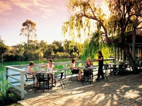 Maggie Beer's restaurant - Barossa Valley, South Australia  (again)
