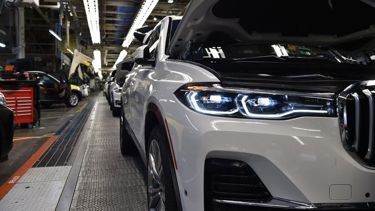 first BMW X7 pre-production models roll off the assembly line #BMW #G07 #X7 #SAV #MPerformamce #SheerDrivingPleasure #Badass #Monster #Muscle #Outdoor #Offroad #Provocative #Eyes #Sexy #Hot #Burn #Fast #Strong #Live #Life #Love #Follow #Your #Heart #BMWLife