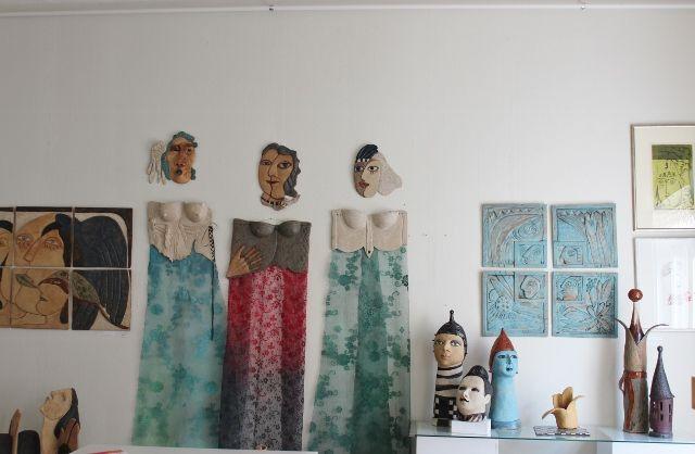 Ceramics, Workshop-Gallery in Old Rauma