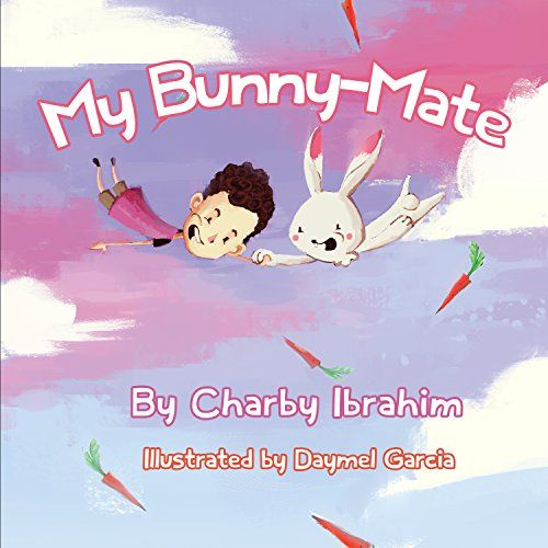 'My Bunny-Mate' is FREE on Amazon Kindle today only - get on it! #kidlit #bunny #author #kids #baby