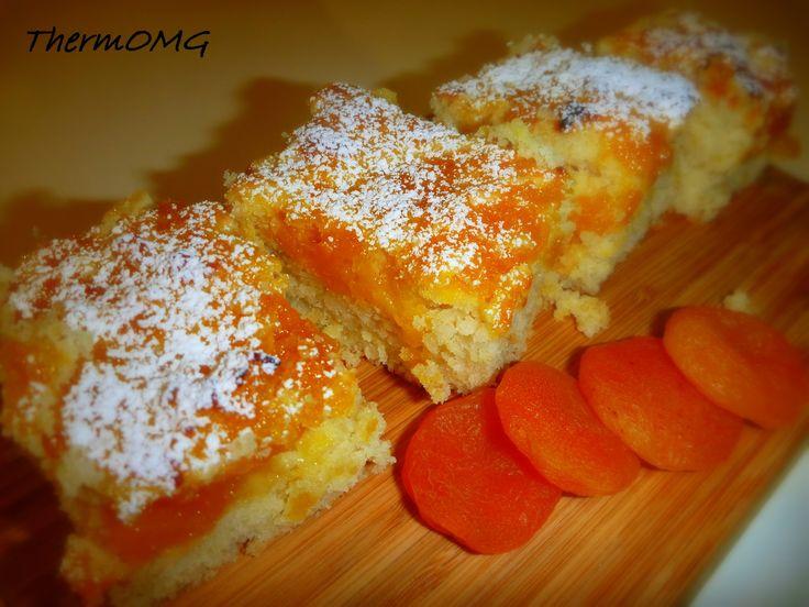 Apricot and Quinoa Cake — ThermOMG