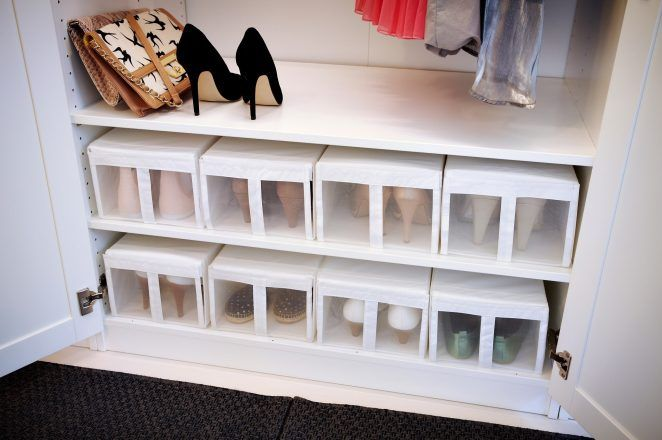 dressing chaussures ikea