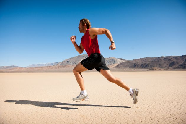how to build your stamina for running