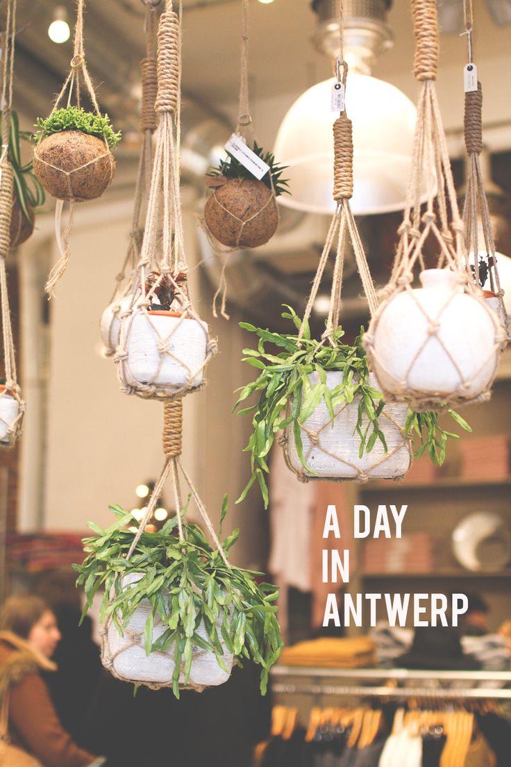 Un journée à Anvers / Mes bonnes adresses