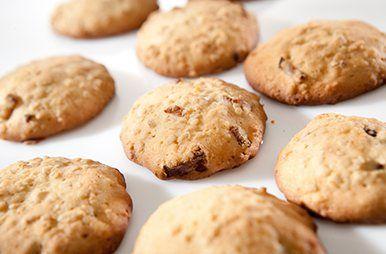 Muesli koekjes