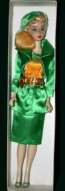 MORE AMAZING SAMPLES - Barbie, Fashion Icon of the 60's, from myvintagebarbie.com