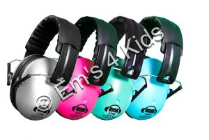 Ear protection for babies and kids at loud hockey games