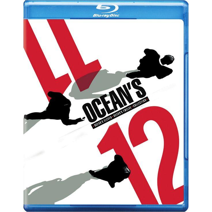 Ocean's eleven/Ocean's twelve (Blu-ray)