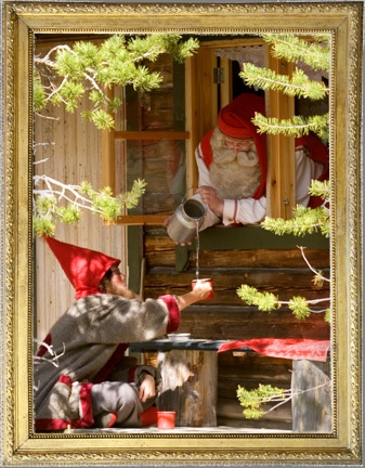The Santa Claus Office