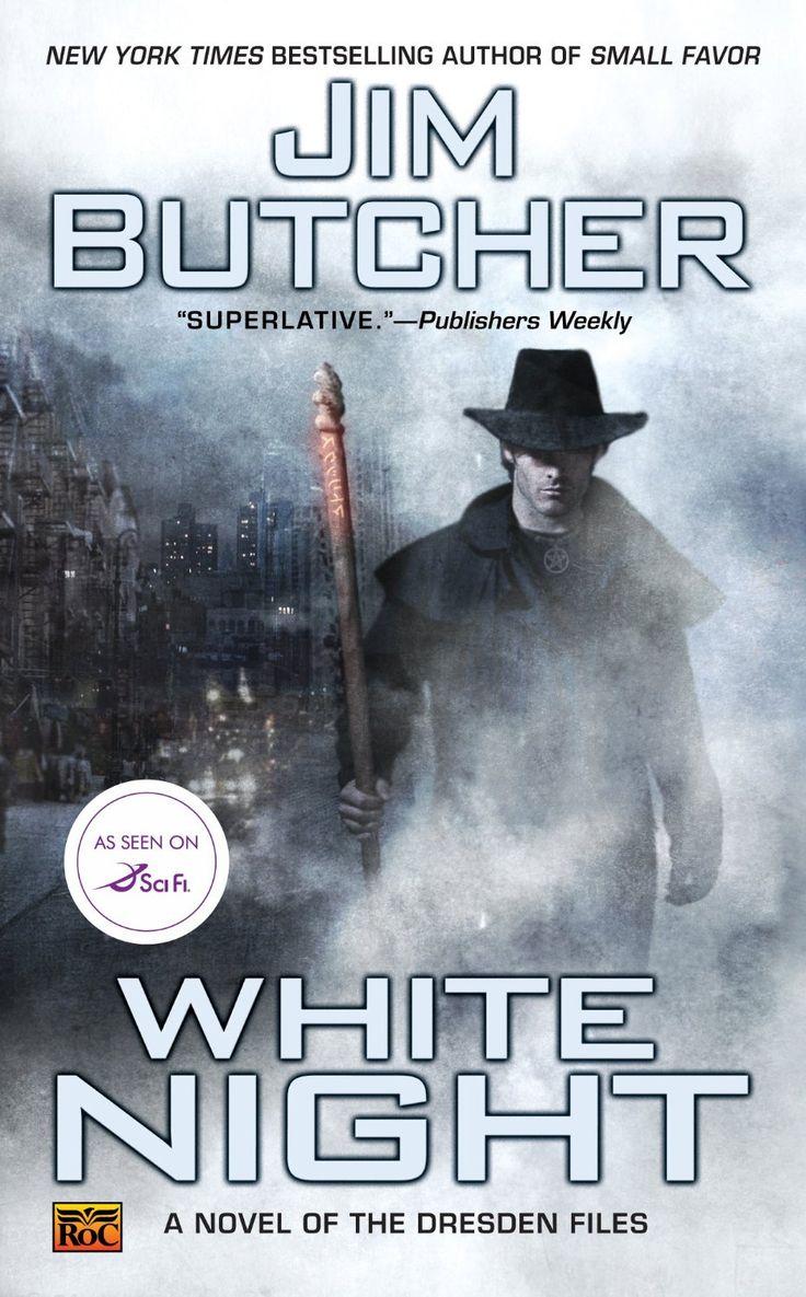 Amazon: White Night (the Dresden Files, Book 9) Ebook: