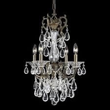 33 best Petite Chandeliers images on Pinterest | Crystal ...