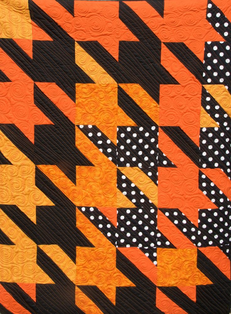 44 best Houndstooth Quilts images on Pinterest   Anna maria horner ... : tula pink houndstooth quilt pattern - Adamdwight.com