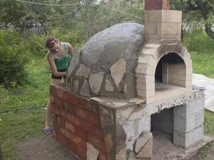 печь для пиццы на дровах своими руками: 15 тыс изображений найдено в Яндекс.Картинках