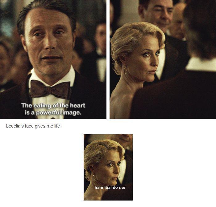 Hannibal humor | Hannibal, do NOT