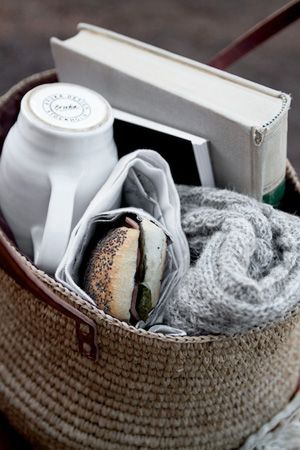 Gift idea - cozy and wintery.