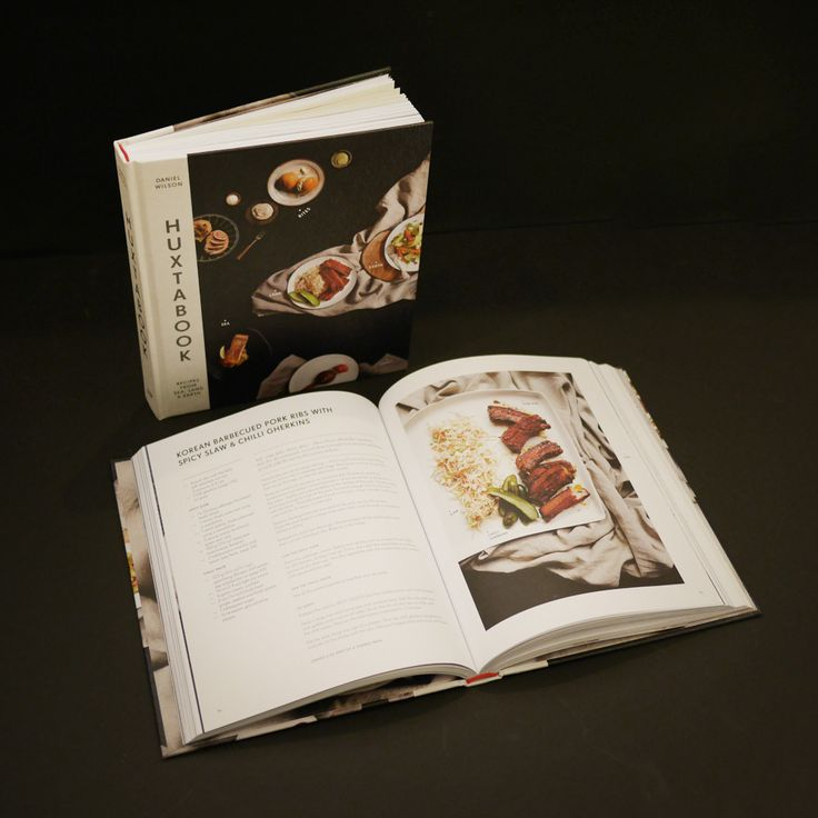Dude food inspirations?  This book is for you  Huxtabook - recipes from Sea, Land & Earth by Daniel Wilson  http://store.aquirkoffate.com/homewares-books