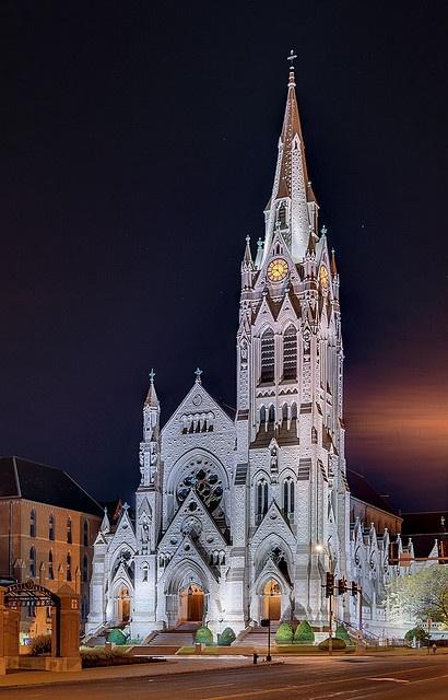 Saint Francis Xavier (College) Church