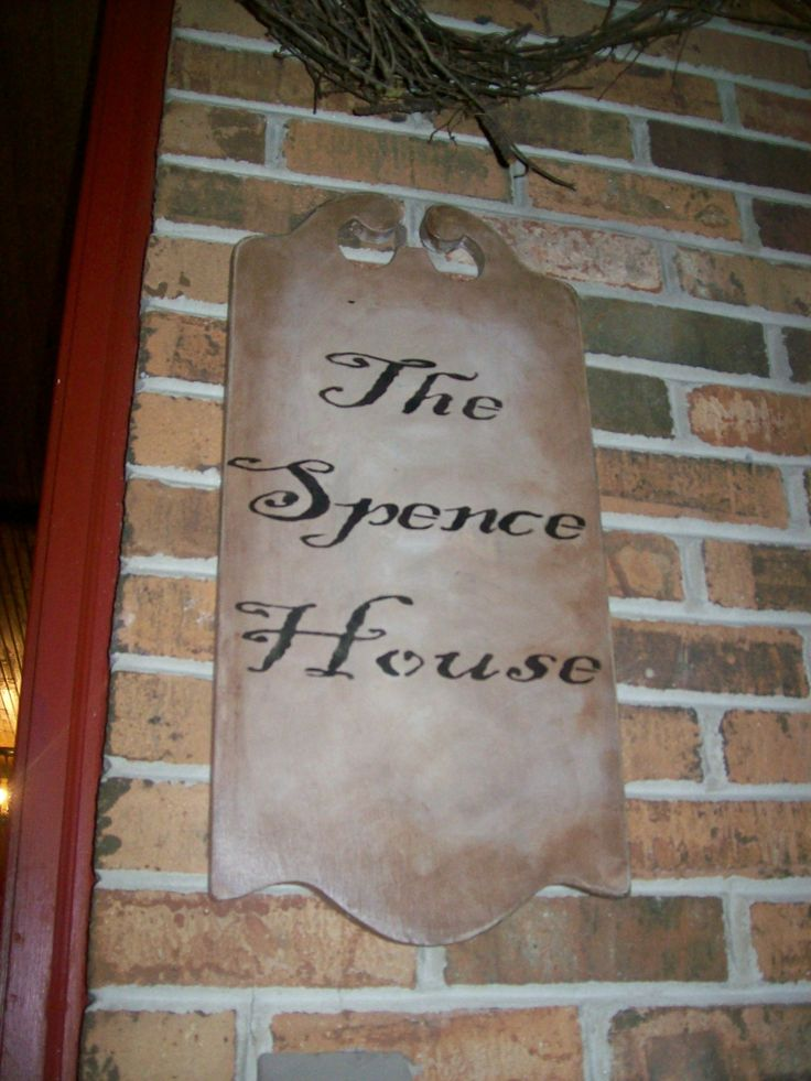sign in tavern room