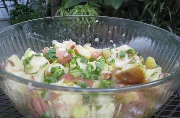 German Potato Salad Recipe With Red Wine Vinegar