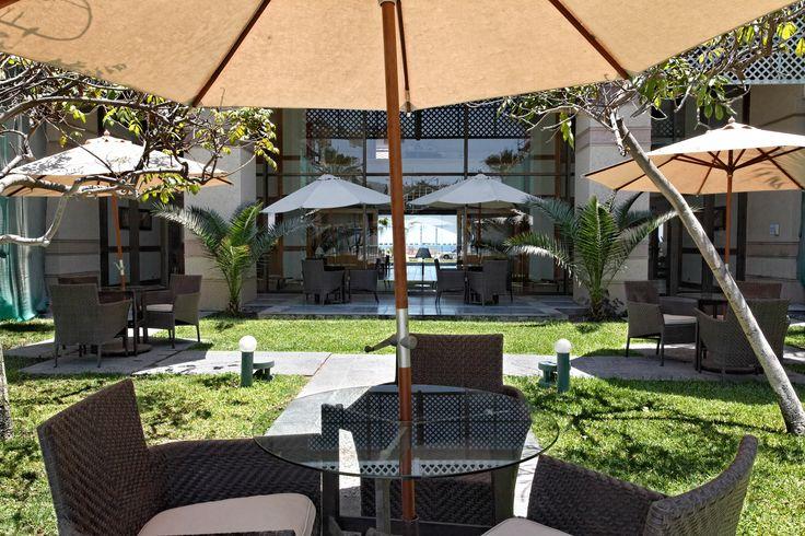 #Iquique #Holiday #Inn #hotel #terraza