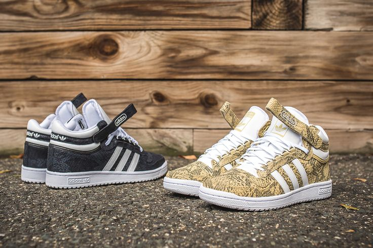 adidas Originals Concord II Mid Snakeskin Pack