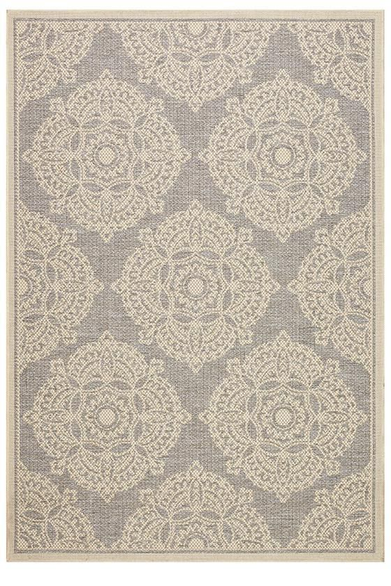 "Cleo Area Rug - Outdoor Rugs - Machine-made Rugs - Synthetic Rugs - Transitional Rugs | HomeDecorators.com 7'6"" x 10'9"""
