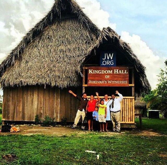 Kingdom Hall in Belize (credit: @moonbow86)