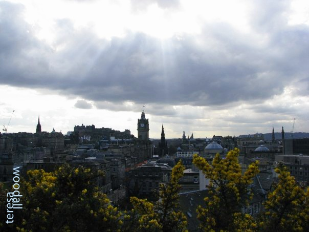 Edinburgh_blue day  @teesastar