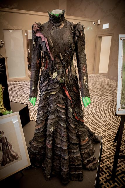 Wicked the Musical - Costume by Lisa West Photography, via Flickr