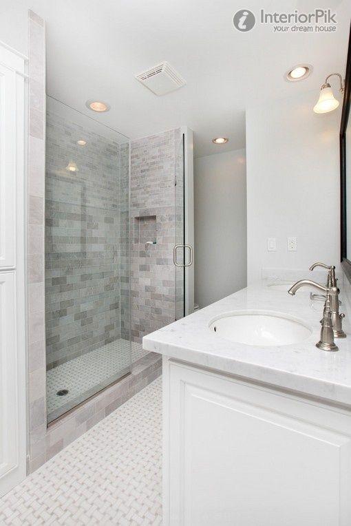 White minimalist bathroom renovation renderings 2012 bathroom decoration picture