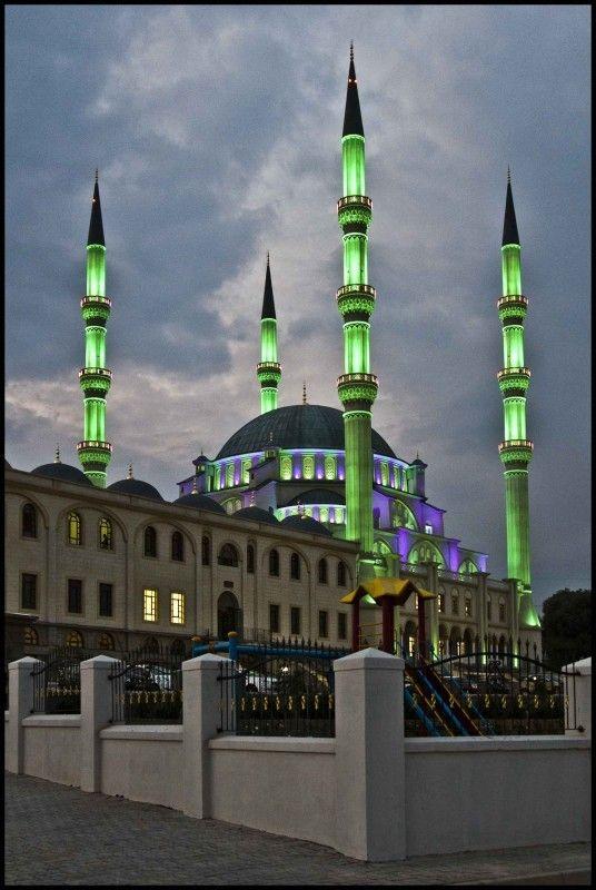 Mosque & School Complex - Midrand Gauteng (South Africa). مسجد ومدرسة بجنوب أفريقيا !! اللهم ارفع راية التوحيد عالية على كل بقاع العالم !!
