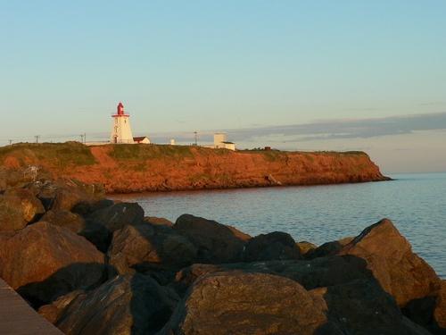 Souris Lighthouse, Prince Edward Island