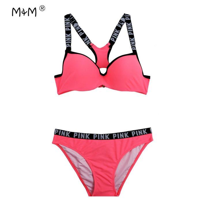M&M Ladies Sports...  http://omnidragondevelopment.com/products/m-m-ladies-sports-swimsuit-2017-new-strappy-bikini-solid-bordered-girl-swimming-suit-push-up-body-suit-underwire-swimwear-women?utm_campaign=social_autopilot&utm_source=pin&utm_medium=pin