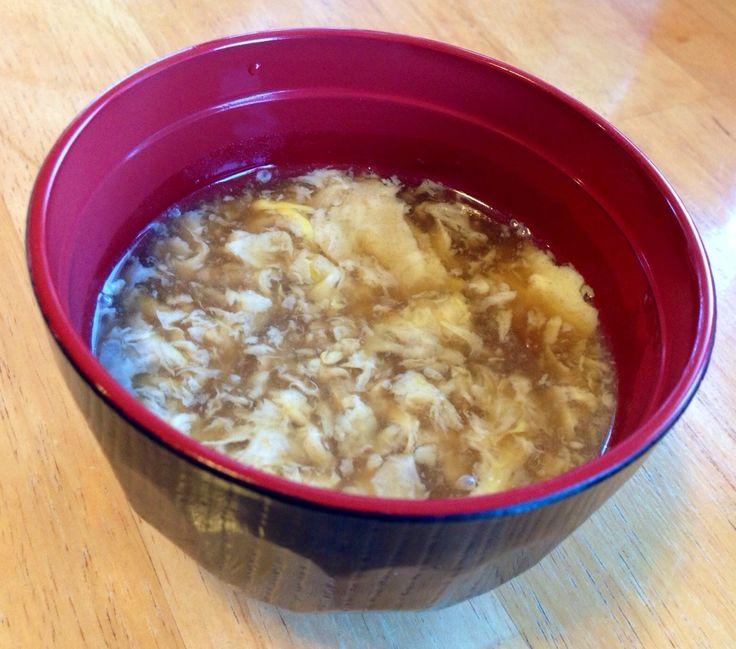 VSG Liquid Diet Friendly Hot & Sour Soup with Egg
