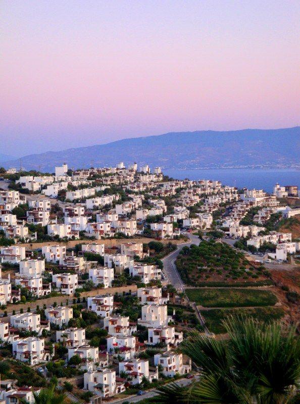 Turgutreis, Turkey on the Aagean Sea