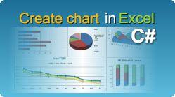 Export Excel chart using EasyXLS library! XLS, XLSX, XLSM, XLSB file in .NET. #EasyXLS #Excel #Chart #CSharp