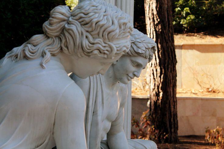 #Партенит античные скульптуры