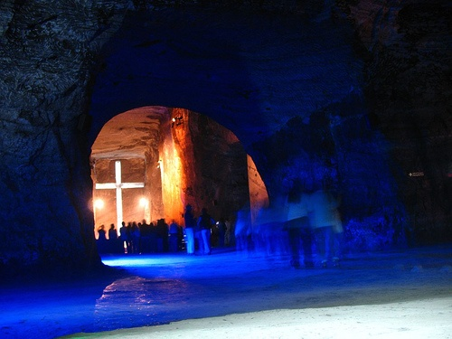 Zipaquira Salt Cathedral, Columbia