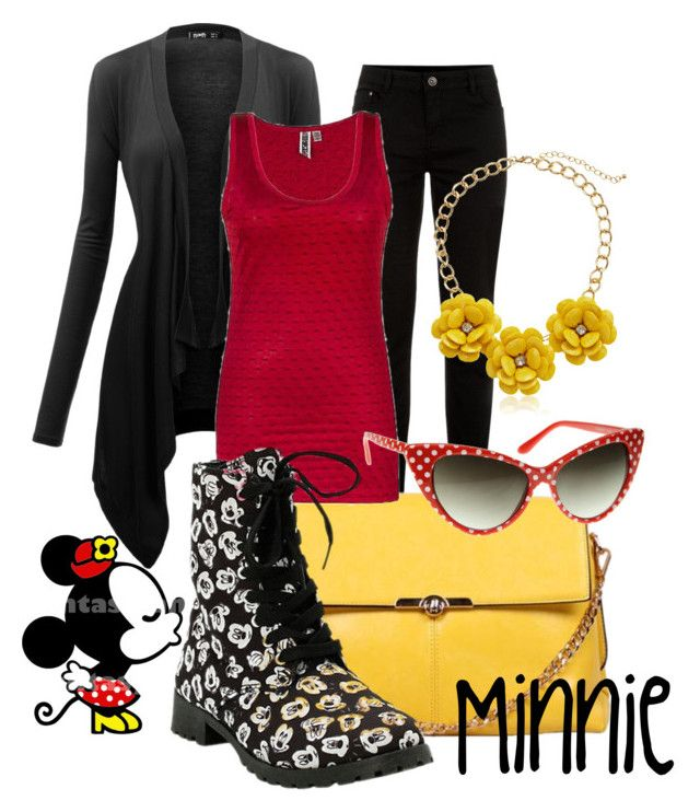 Minnie Mouse | Casual cosplay, Disney cosplay, Minnie mouse